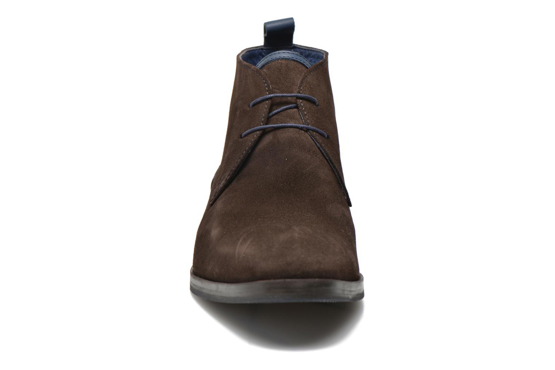Chaussures à lacets Brett & Sons Bigo 2 Marron vue portées chaussures