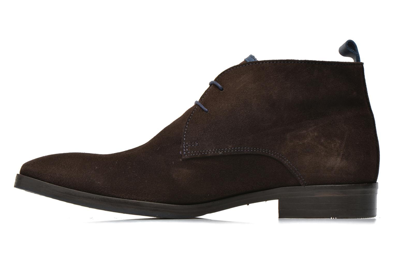 Chaussures à lacets Brett & Sons Bigo 2 Marron vue face