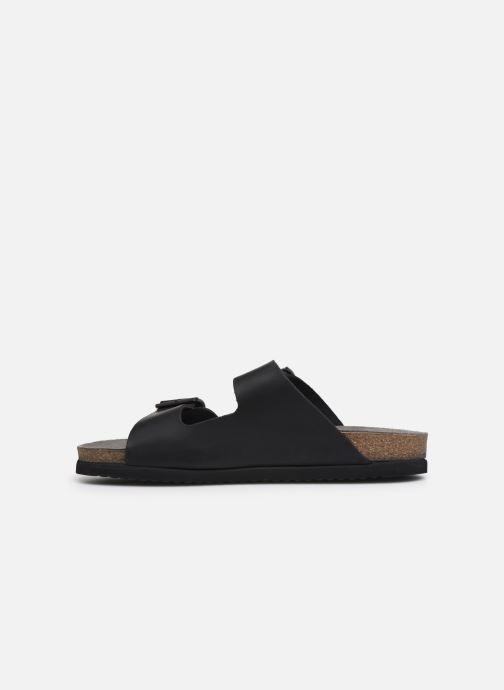 Sandales et nu-pieds Mephisto Nerio Noir vue face