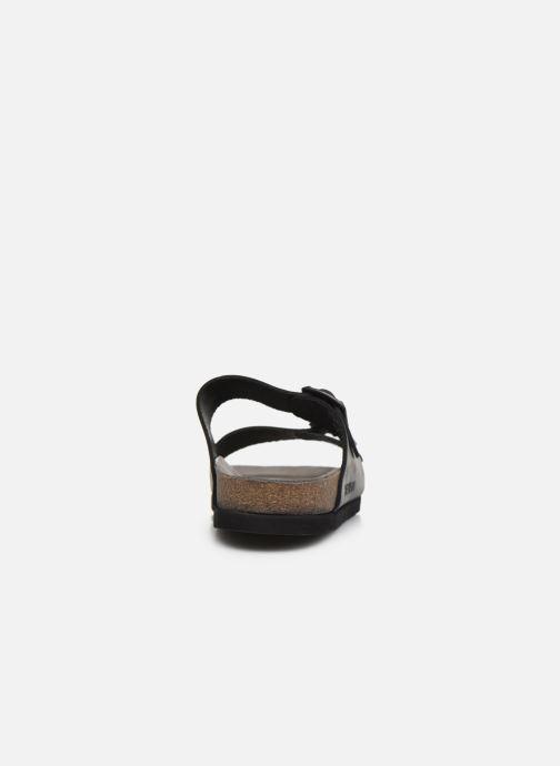 Sandales et nu-pieds Mephisto Nerio Noir vue droite