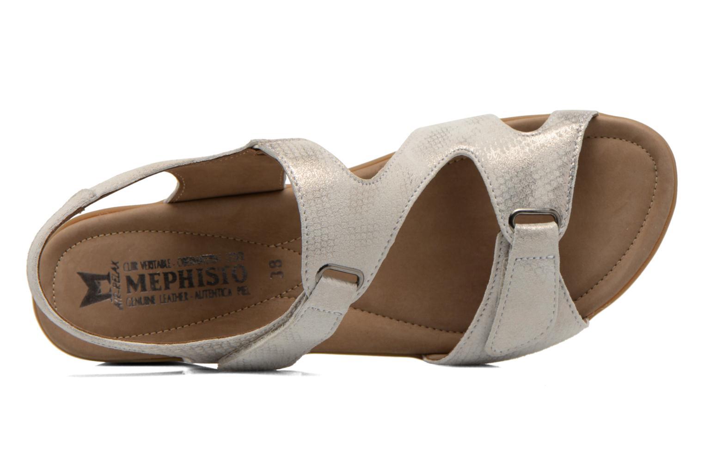 Sandales et nu-pieds Mephisto PARIS Beige vue gauche