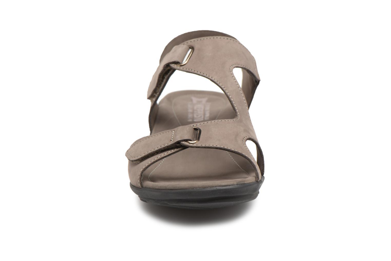 Sandals Mephisto Paris Grey model view