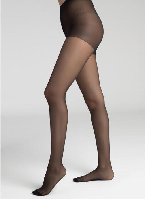 Sokken en panty's Dim Panty BODYTOUCH VOILE Zwart onder