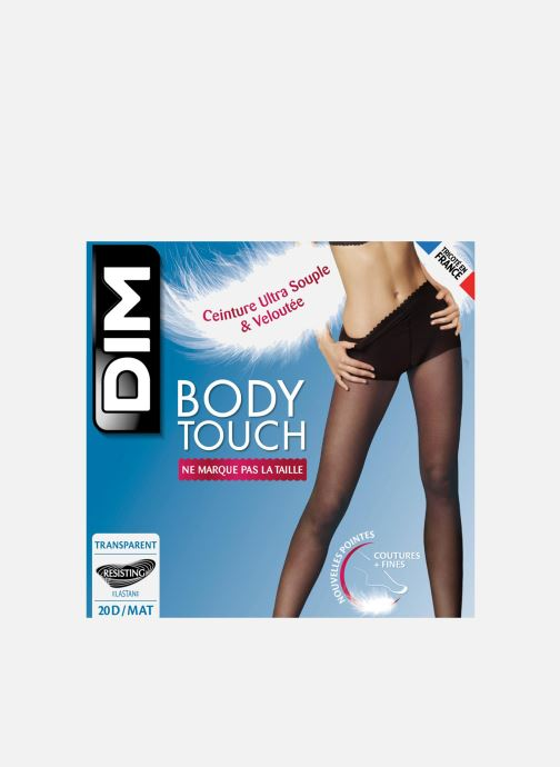 Sokken en panty's Dim Panty BODYTOUCH VOILE Zwart detail