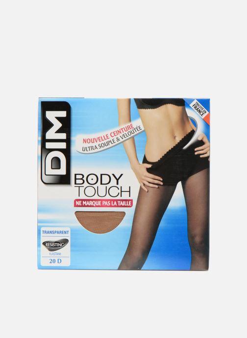 Sokken en panty's Dim Panty BODYTOUCH VOILE Kleurloos detail