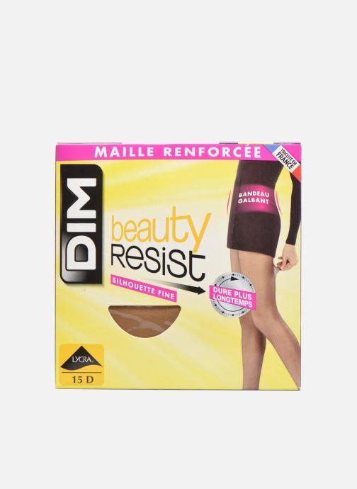 Sokken en panty's Dim Panty BEAUTY RESIST SILHOUETTE FINE 2-pack Kleurloos detail