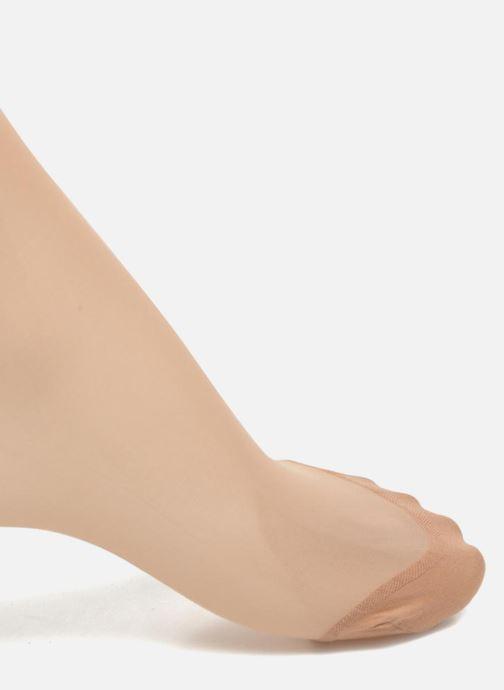 Socken & Strumpfhosen Dim Strumpfhose BODYTOUCH ABSOLU RESIST farblos ansicht von hinten