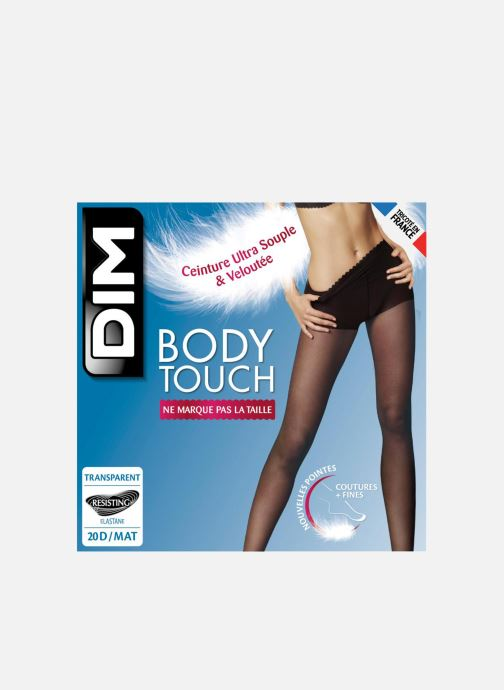 Socks & tights Dim Tights BODYTOUCH ABSOLU RESIST Black detailed view/ Pair view