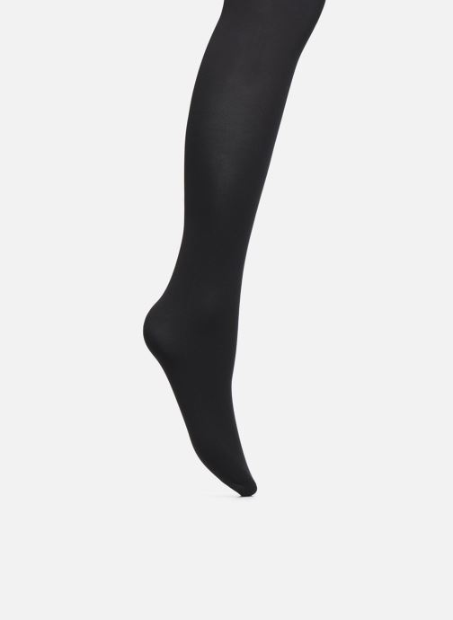 Chaussettes et collants Dim Collant ABSOLU FLEX OPAQUE Noir vue face