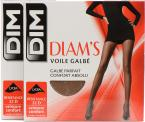 Strømper og tights Accessories Strømpebukser DIAM'S VOILE GALBE 2-pak