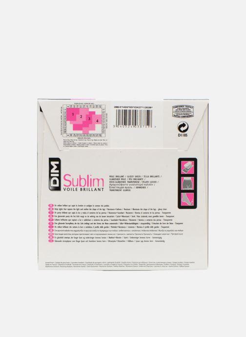 Chaussettes et collants Dim Collant SUBLIM VOILE BRILLANT Pack de 2 Incolore vue droite