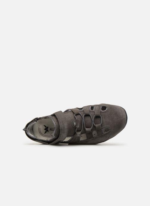 Chaussures de sport ALLROUNDER Tarantino Gris vue gauche