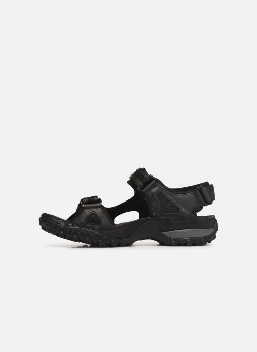 Sandales et nu-pieds ALLROUNDER Regent Noir vue face