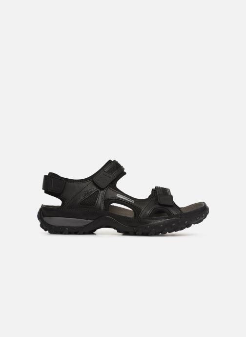 Sandales et nu-pieds ALLROUNDER Regent Noir vue derrière