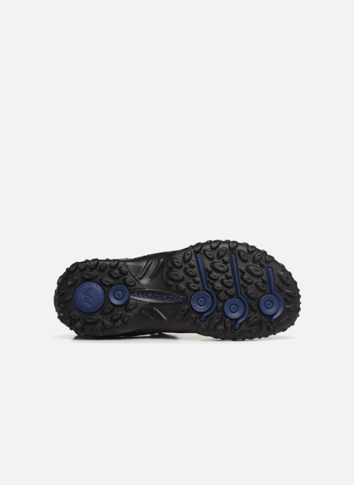 Sandales et nu-pieds ALLROUNDER Regent Noir vue haut