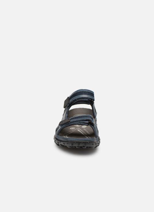 Sandales et nu-pieds ALLROUNDER Regent Bleu vue portées chaussures