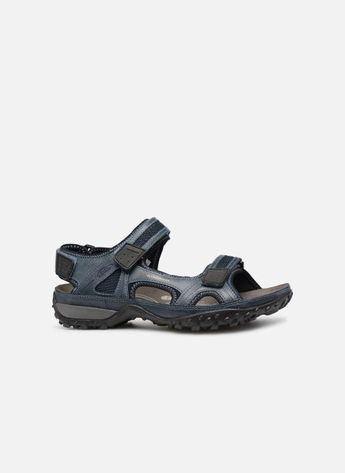 Sandales et nu-pieds ALLROUNDER Regent Bleu vue derrière