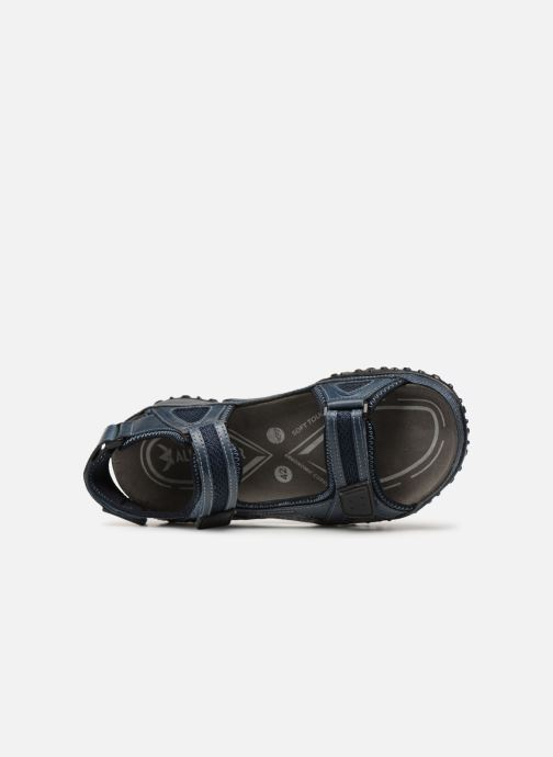 Sandales et nu-pieds ALLROUNDER Regent Bleu vue gauche