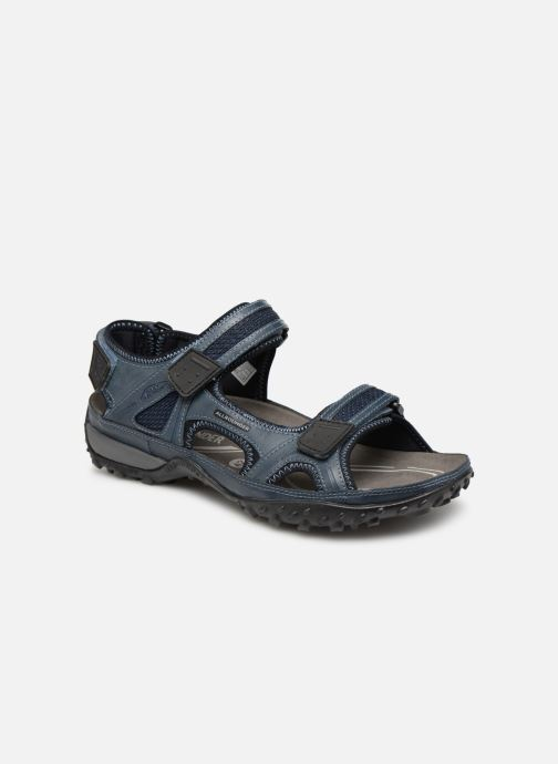 Sandales et nu-pieds ALLROUNDER Regent Bleu vue détail/paire