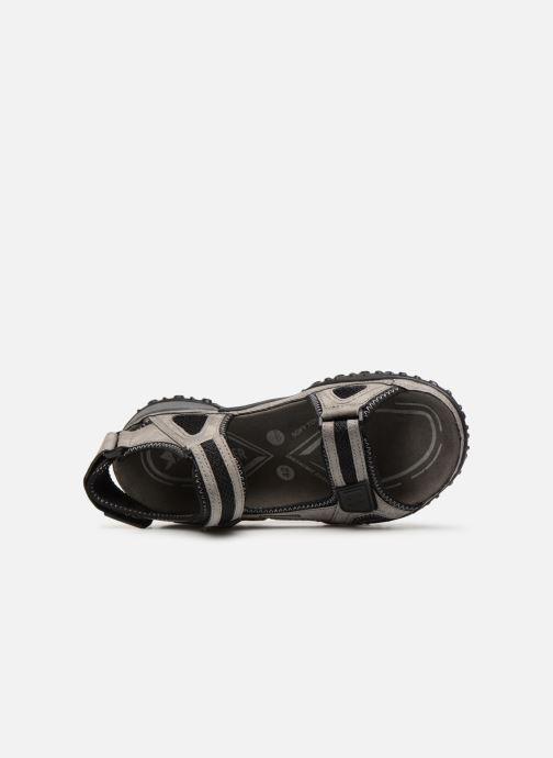 Sandales et nu-pieds ALLROUNDER Regent Gris vue gauche