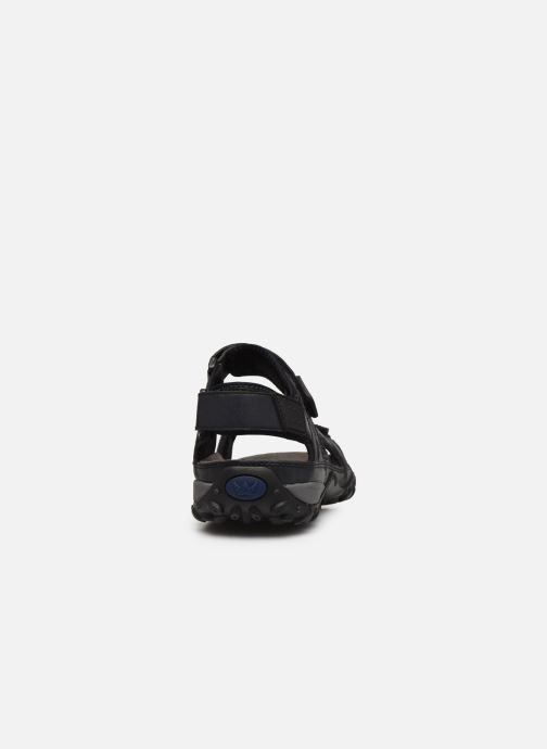 Sandali e scarpe aperte ALLROUNDER Regent Azzurro immagine destra