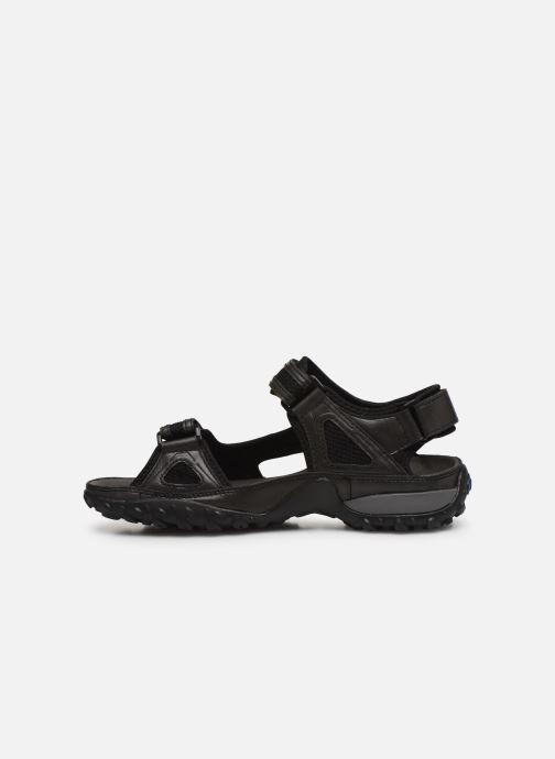 Sandalen ALLROUNDER Regent schwarz ansicht von vorne