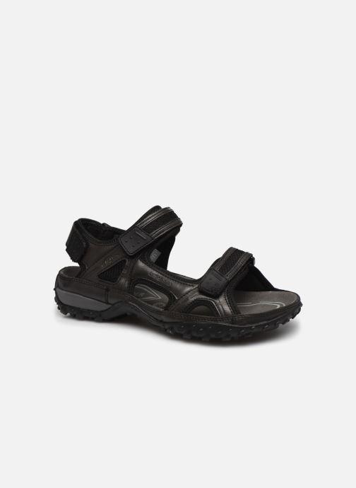Sandalen ALLROUNDER Regent schwarz detaillierte ansicht/modell