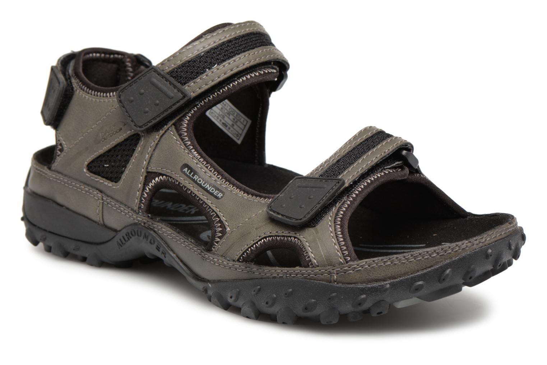 8d4e897609e60 Sandali e scarpe aperte Allrounder by Mephisto regent Marrone vedi  dettaglio paio