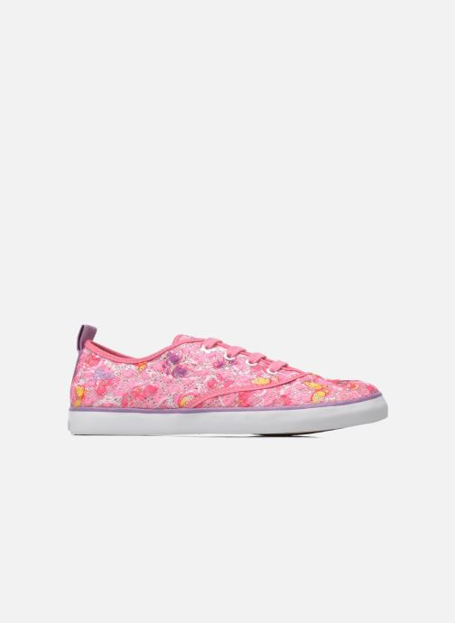 Sneakers Geox JR Ciak Girl J5204E Roze achterkant