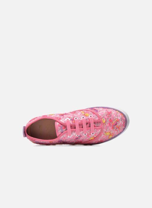 Sneakers Geox JR Ciak Girl J5204E Roze links