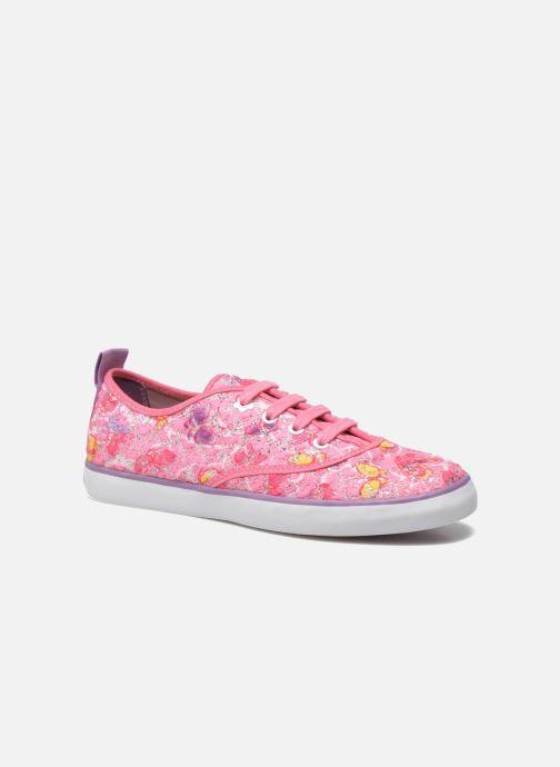 Sneakers Geox JR Ciak Girl J5204E Roze detail