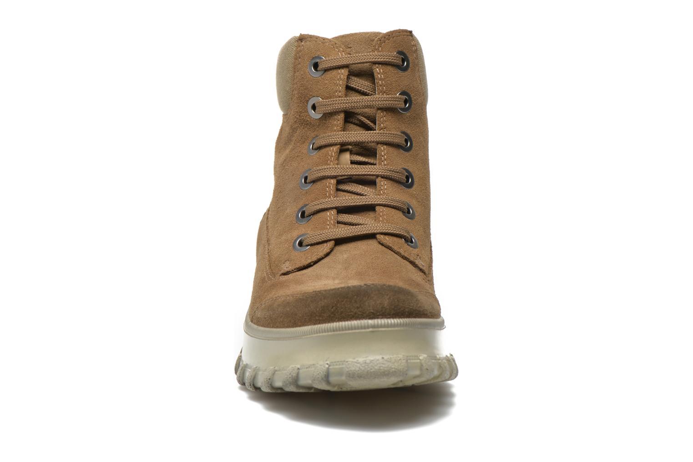 Boots en enkellaarsjes Geox D Yeti B ABX D44U1B Groen model