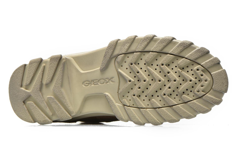 Boots en enkellaarsjes Geox D Yeti B ABX D44U1B Groen boven
