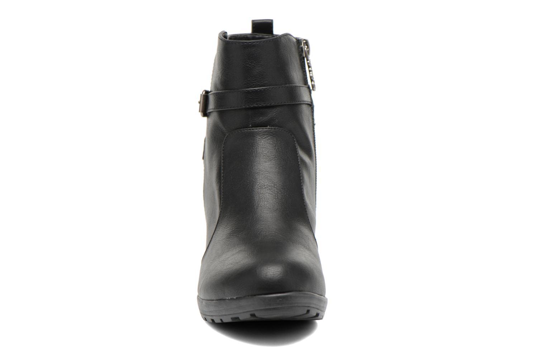 Bottines et boots Refresh Lisa-61174 Noir vue portées chaussures