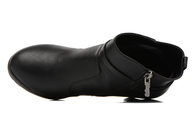 Bottines et boots Refresh Lisa-61174 Noir vue gauche