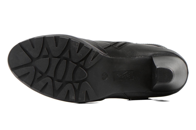 Bottines et boots Refresh Lisa-61174 Noir vue haut