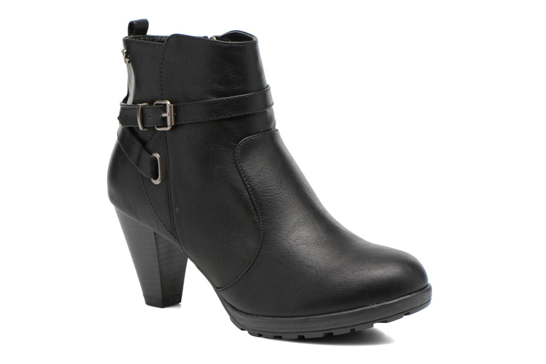Bottines et boots Refresh Lisa-61174 Noir vue détail/paire