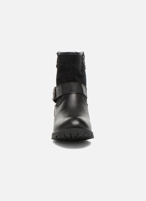 Boots en enkellaarsjes Refresh Melina-61416 Zwart model