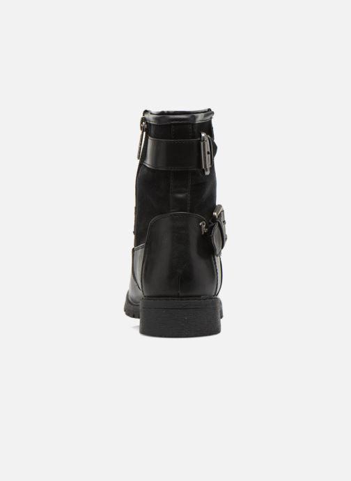 Botines  Refresh Melina-61416 Negro vista lateral derecha