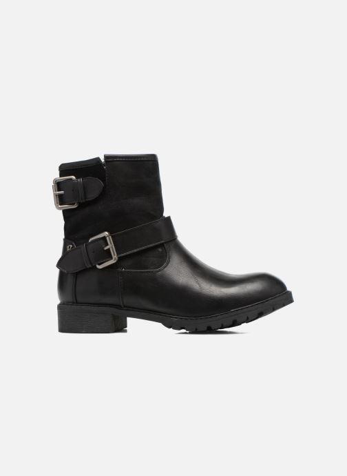 Boots en enkellaarsjes Refresh Melina-61416 Zwart achterkant