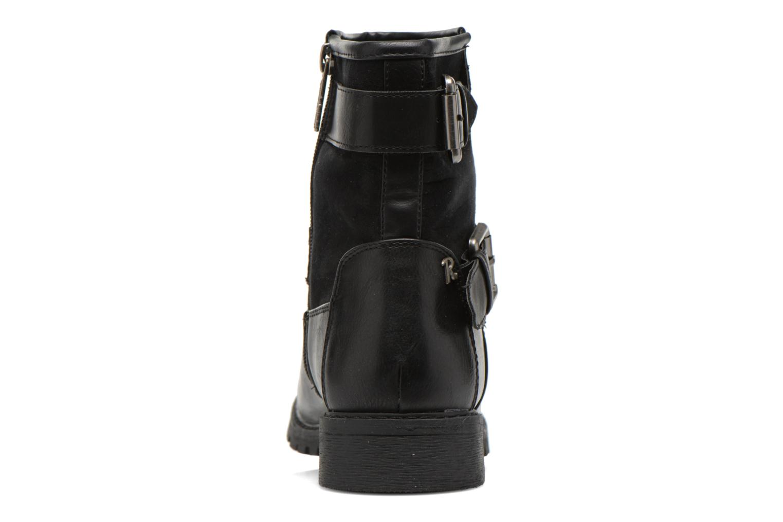 Bottines et boots Refresh Melina-61416 Noir vue droite
