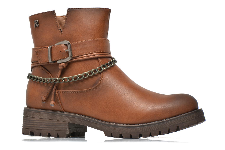 Bottines et boots Refresh Louna-61620 Marron vue derrière