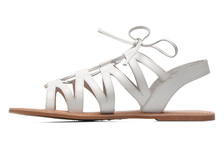 Sandales et nu-pieds I Love Shoes SUGLI Leather Blanc vue face