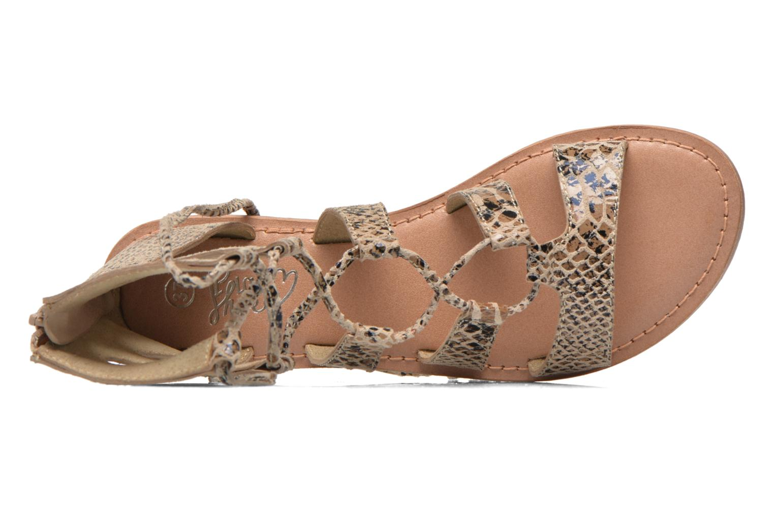 Sandalen I Love Shoes SUGLIHIGH CUIR Beige links