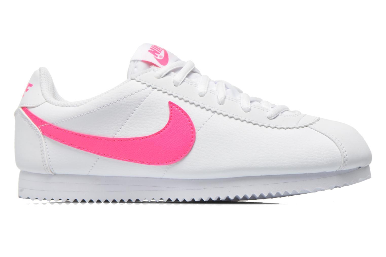 Baskets Nike Nike Cortez (Gs) Blanc vue derrière