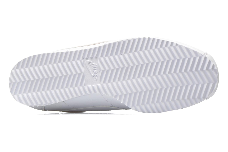 Baskets Nike Nike Cortez (Gs) Blanc vue haut
