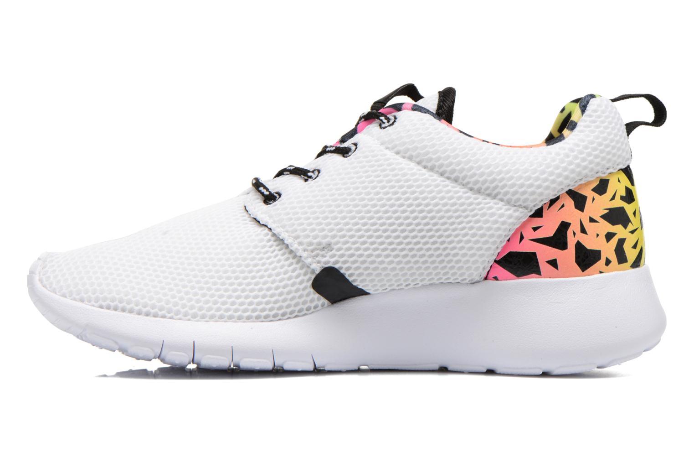 Baskets Nike Nike Roshe One Fb (Gs) Blanc vue face