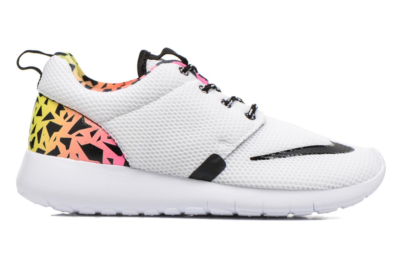 Trainers Nike Nike Roshe One Fb (Gs) White back view