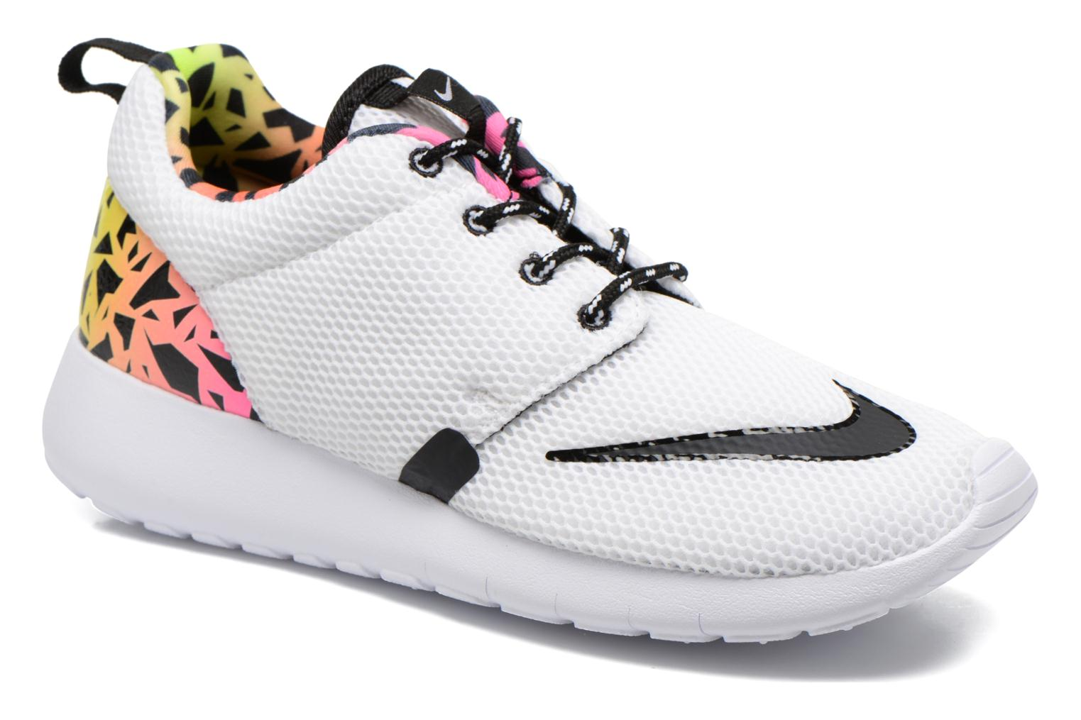 Baskets Nike Nike Roshe One Fb (Gs) Blanc vue détail/paire