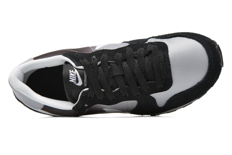 Baskets Nike Nike Internationalist (Gs) Noir vue gauche